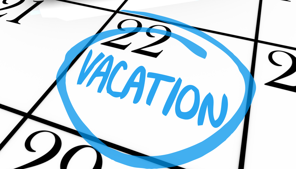 Taking More Time Off: New Year, New Vacation Policy